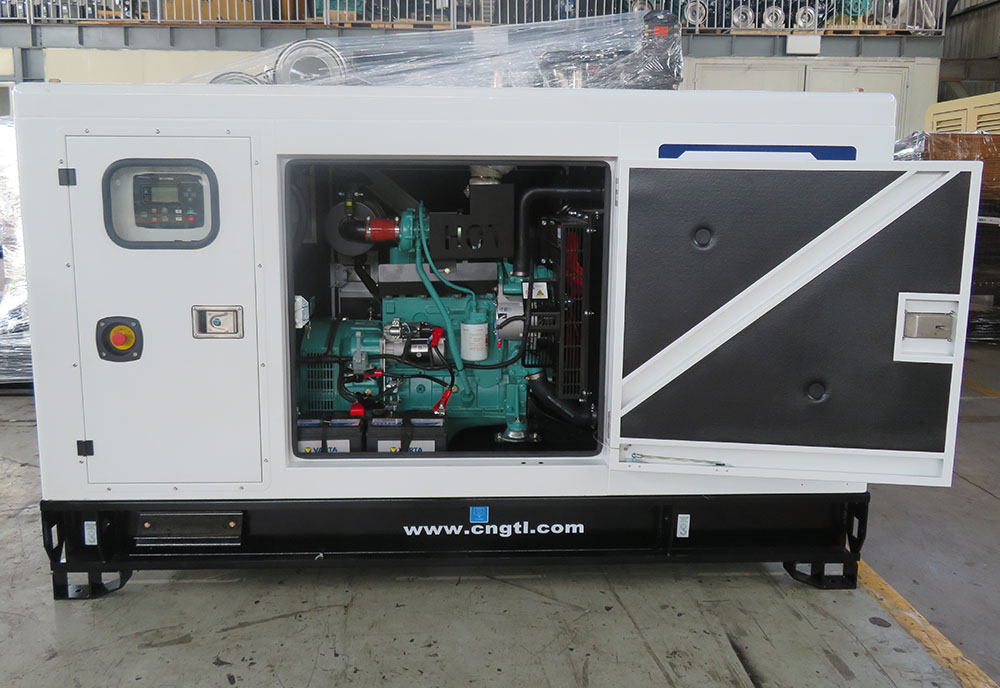 Diesel Power Generator sale for Zambia